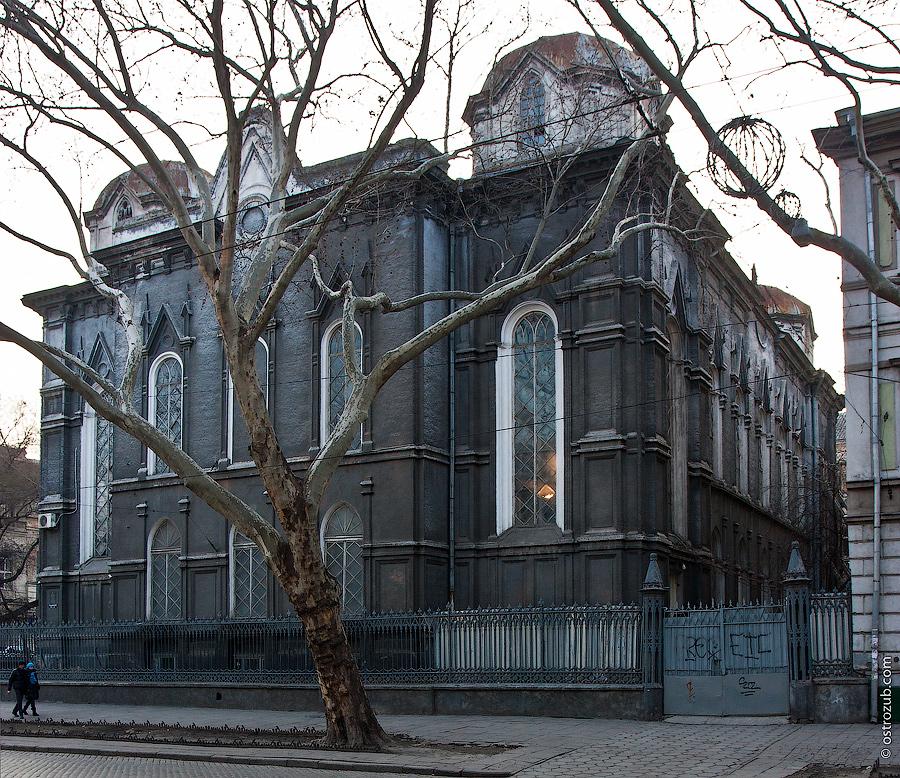 Бродская синагога