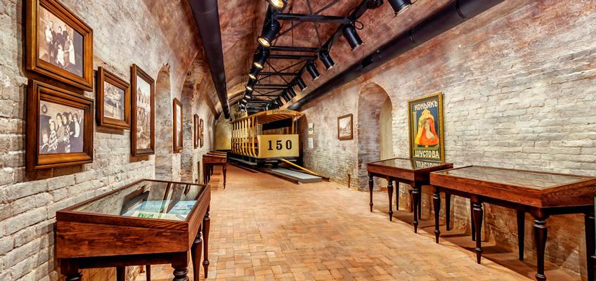Музей коньячного дела Шустов