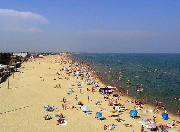 Пляжи Затоки
