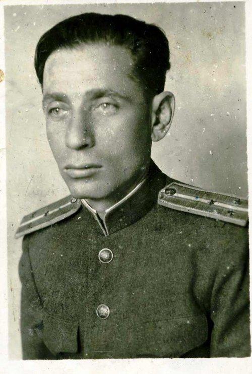 Давид Курлянд - прототип Гоцмана