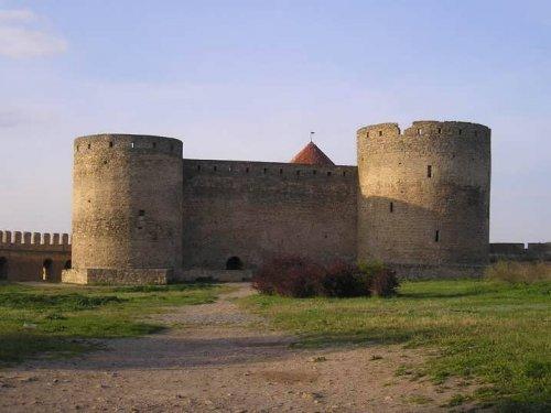 Бастионы крепости