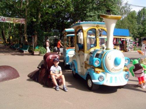 Экскурсия в Ниоклаев