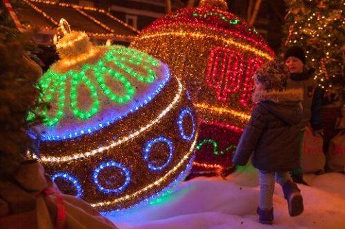 новый год в Одессе