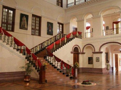 Отель, сзоданный Лисаневичем в Катманду