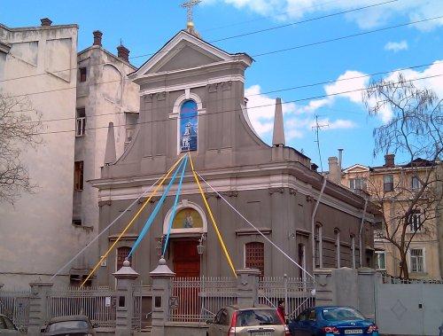 Католический костел св.Павла