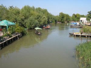 Украинская Венеция - Вилково