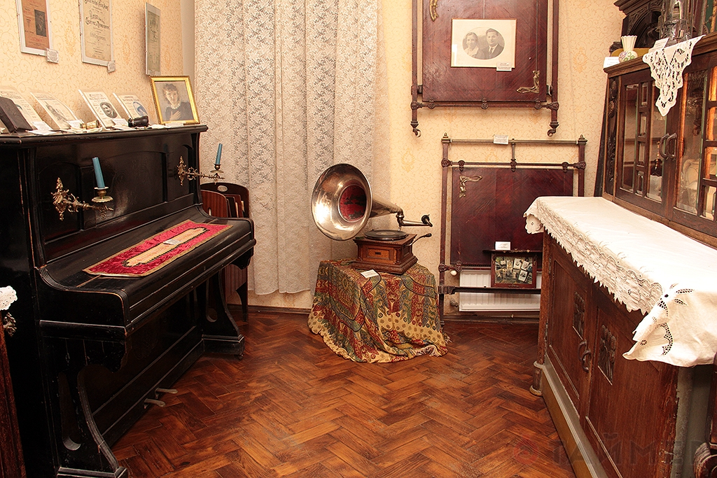 Тихая Одесса - фото с выставки
