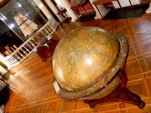 В музее судостроения