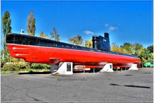 """подводная лодка """"Малютка"""""""