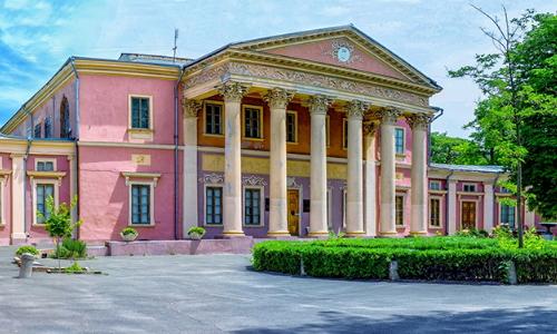 Дворец Нарышкиных-Потоцких (Художественный музей)