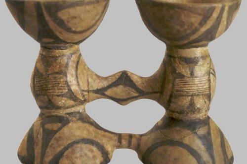 бинокулярный сосуд