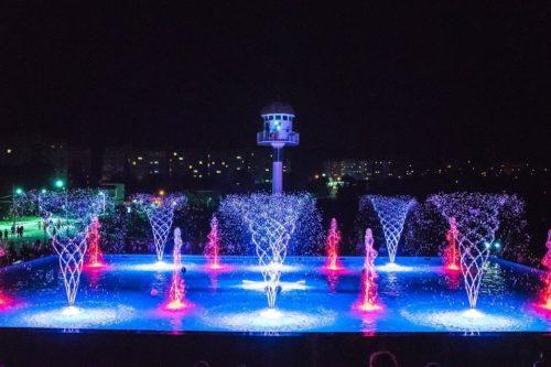 Уманские фонтаны