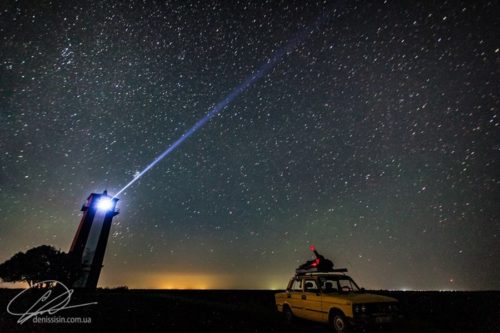 хабловский маяк