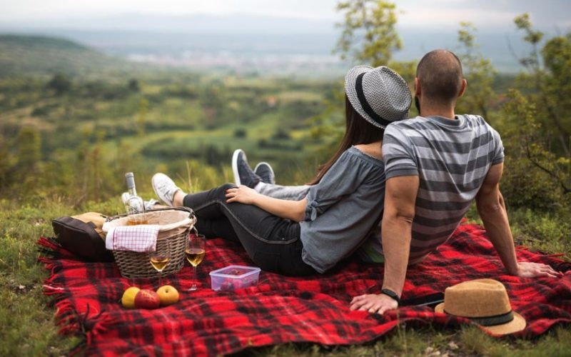 Пикник на обочине
