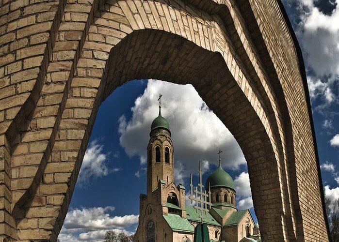 Пархомовка Церковь