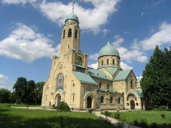 Пархомовская церковь
